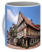 Yellow Flowershop Coffee Mug