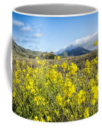 Yellow Foreground Coffee Mug