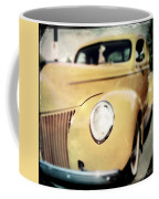 Yellow Gangsta Street Rod Coffee Mug