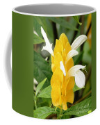 Yellow Ginger Blossom Coffee Mug