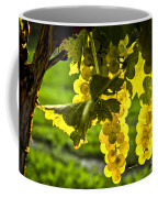 Yellow Grapes In Sunshine Coffee Mug