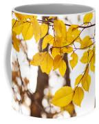 Yellow Happiness Coffee Mug