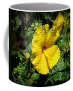 Yellow Hibiscus Hawaii State Flower Coffee Mug