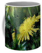 Yellow In The Rain Coffee Mug