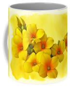 Yellow Kalanchoe - Succulent Sunshine Coffee Mug