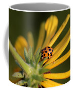 Yellow Lady - 2 Coffee Mug