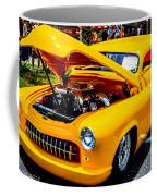 Yellow Machine Coffee Mug