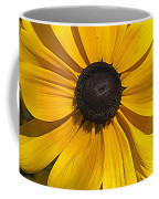 Yellow Macro Coffee Mug