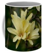 Yellow Magnolia Coffee Mug