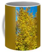 Yellow Maple Coffee Mug
