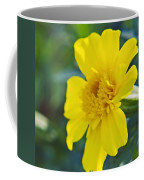 Yellow Marigold Coffee Mug