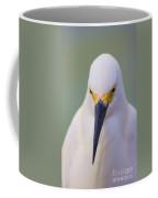 Yellow Mask Coffee Mug