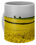 Yellow Mellow  Coffee Mug