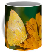 Yellow On Yellow Coffee Mug
