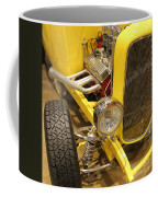Street Car - Yellow Open Engine Coffee Mug