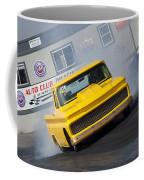 Yellow Pick Up Truck Coffee Mug
