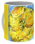 Yellow Poppy Coffee Mug