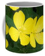 Yellow Primrose Coffee Mug