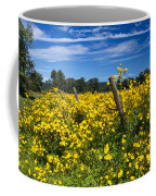 Yellow Profusion Coffee Mug