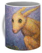 Yellow Rabbit Coffee Mug