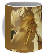 Yellow Rhododendron Coffee Mug