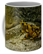 Yellow Rock Jumper Coffee Mug