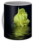 Yellow Rose II Coffee Mug