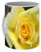 Yellow Rose L Coffee Mug
