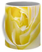 Yellow Rose Coffee Mug by Svetlana Sewell