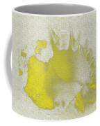 Yellow Shell Coffee Mug