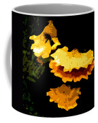 Yellow Shelves Coffee Mug