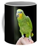 Yellow-shouldered Amazon Parrot Coffee Mug