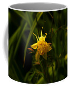 Yellow Splendor Coffee Mug