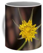 Yellow Star Flower Coffee Mug