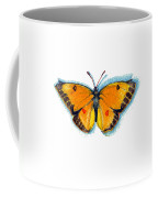 Yellow Sulphur Coffee Mug