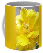 Yellow Tenderness Coffee Mug