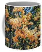 Yellow Too Coffee Mug