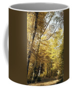 Yellow Trees Coffee Mug