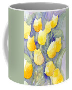Yellow Tulips 1 Coffee Mug