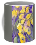 Yellow Tulips 3 Coffee Mug