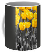 Yellow Tulips Coffee Mug