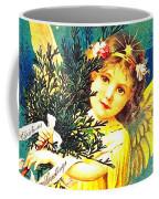 Yellow Wings Coffee Mug