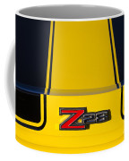 Yellow Z28 Coffee Mug