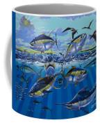 Yellowfin Run Off002 Coffee Mug