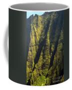 Yellows And Greens  Coffee Mug