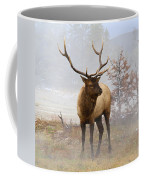 Yellowstone Bull Elk Coffee Mug