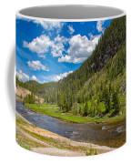 Yellowstone Gibbon River Coffee Mug