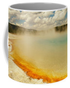 Yellowstone Hot Springs Coffee Mug