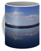 Yellowstone Lake Reflections Coffee Mug