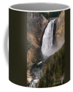 Yellowstone Lower Falls Coffee Mug